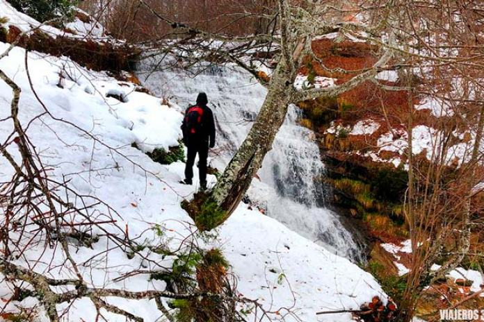 Cascada de la Salceda, cascadas de Burgos