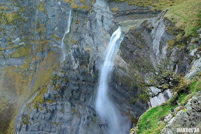 Salto del Nervión, selección de cascadas de Burgos