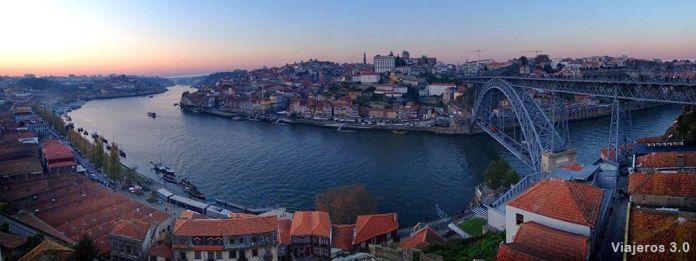 puente de don Luis I, 2 días en Oporto
