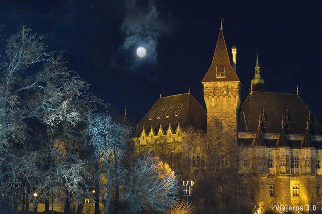 Castillo del Parque, qué ver en Budapest