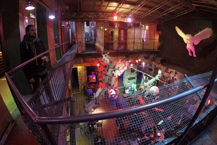Ruin Bar, qué ver en Budapest