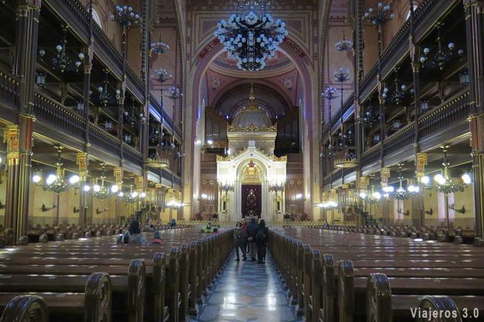 Gran Sinagoga, qué ver en Budapest en 3 o 4 días