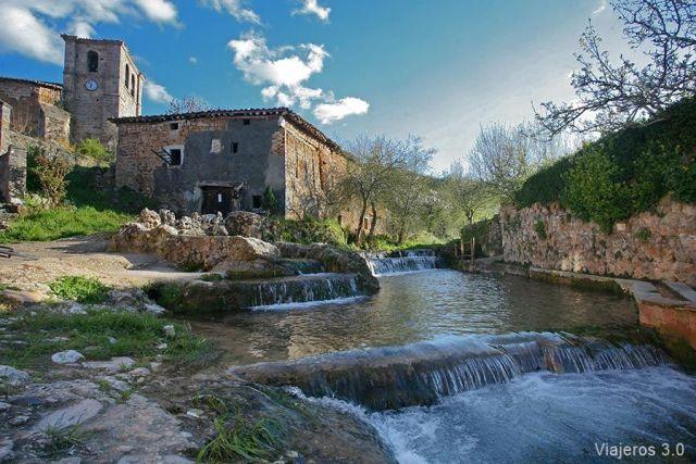 Padrones de Bureba, ruta por el Valle de las Caderechas