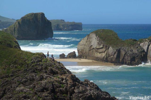 playas paradisíacas de Asturias