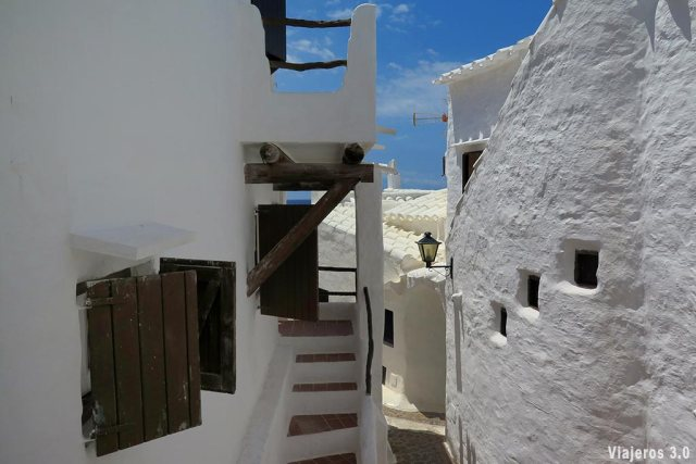 Binibéquer Vell, qué ver en Menorca