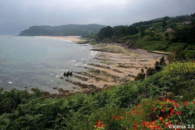Playa de la Griega, las mejores playas y pueblos de Asturias