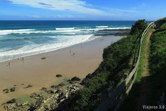 Playa de Vidiago, las mejores playas y pueblos de Asturias