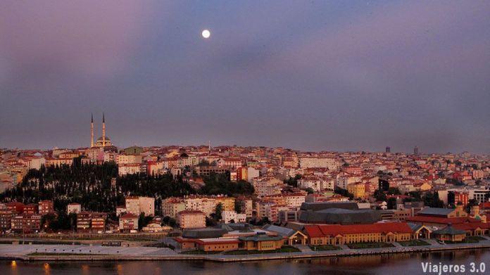panorámica de Estambul, que ver y que hacer