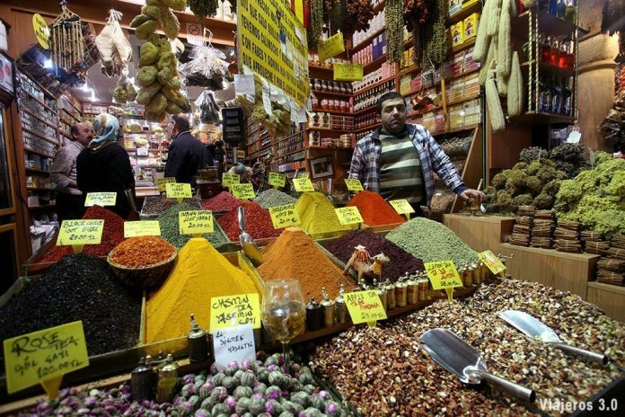 Bazar de las Especias, que ver en Estambul