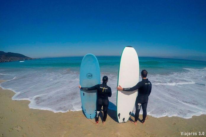 Escuela de Surf en Galicia