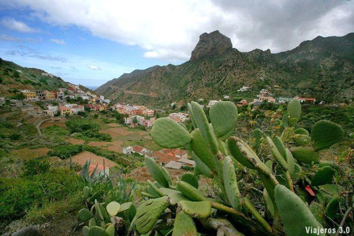 Vallehermoso, qué hacer y qué ver en La Gomera