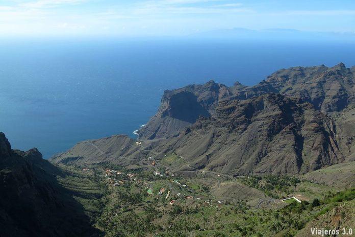 Ermita del Santo, mejores miradores de La Gomera