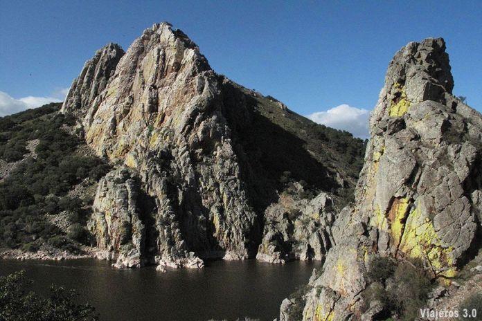Salto del Gitano, ruta en coche por Monfragüe