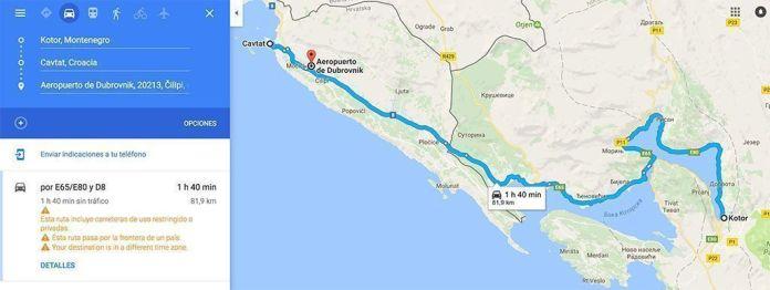 Completa guía de Montenegro