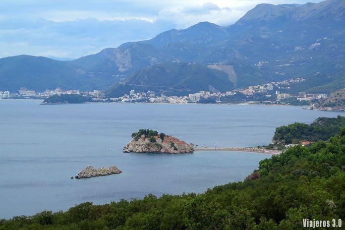Sveti Stefan, guía de Montenegro en una semana