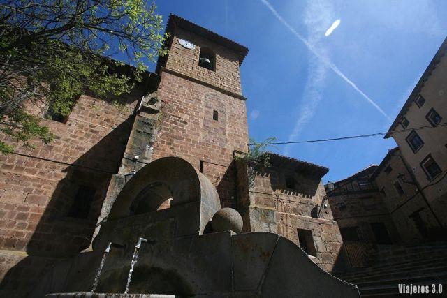Brieva de Cameros, ruta por las 7 Villas en La Rioja