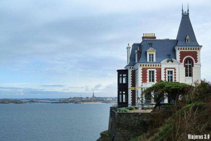 Dinard en ruta por la Bretaña francesa en 4 días