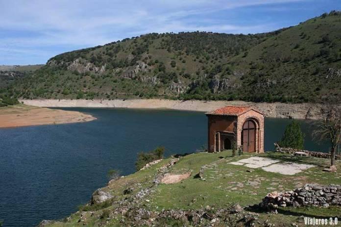 Ermita de Santa Catalina en Mansilla de la Sierra, 7 Villas