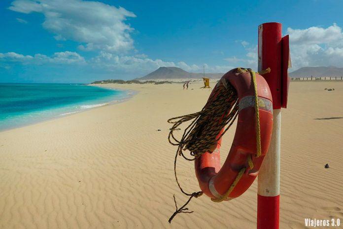 lista con las mejores playas de Fuerteventura