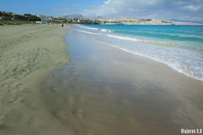playas de Costal Calma, las mejores playas de Fuerteventura