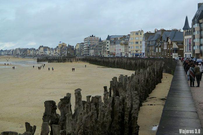 ruta por la Bretaña francesa, Saint-Malo