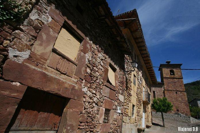 Viniegra de Abajo, 7 Villas en La Rioja