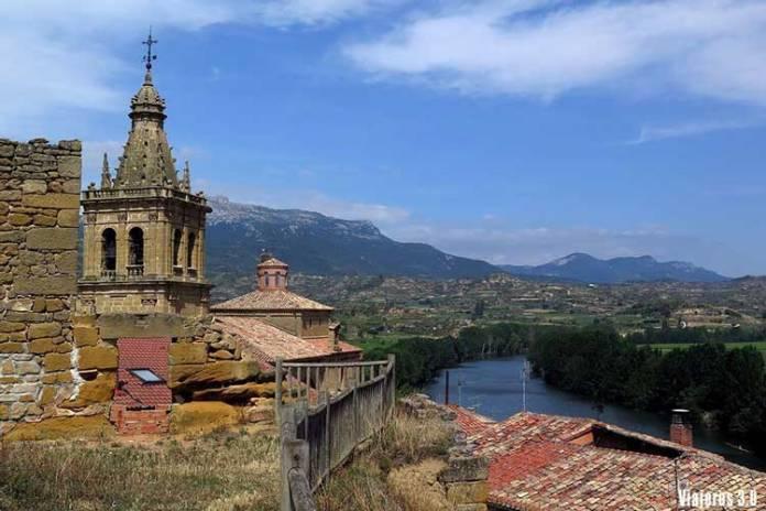 Briñas, los pueblos más bonitos de La Rioja Alta