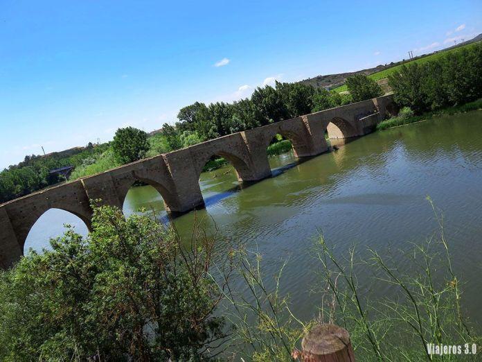 Puente de Briñas en Haro