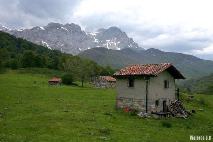Majada de Vegabaño, senderismo en el Valle de Sajambre