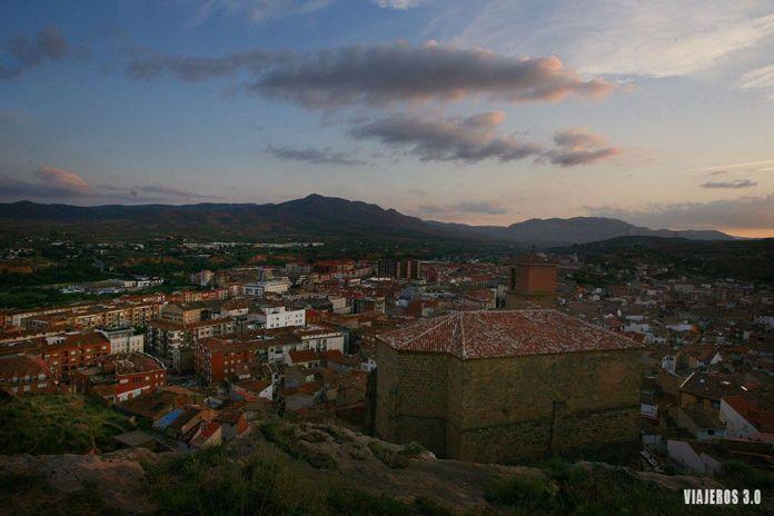 que ver en Arnedo, cerro del Castillo