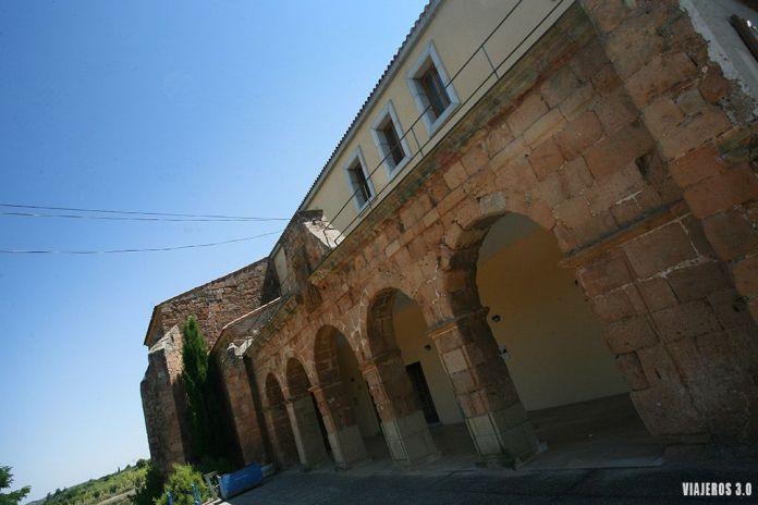 Monasterio de Vico, que ver en Arnedo