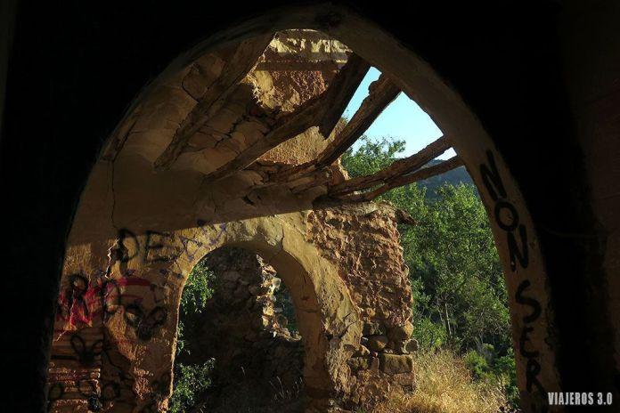 Turruncún, pueblo abandonado en La Rioja Baja