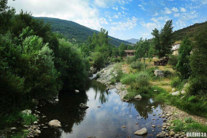paisajes de la Sierra de Cebollera