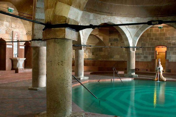 Baños Termales Rudas, Los mejores baños y balnearios de Budapest