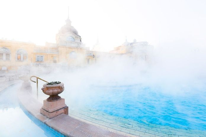 Széchenyi, uno de los mejores balnearios de Budapest
