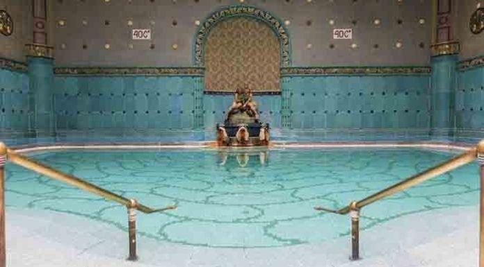 Gellert, Los mejores baños y balnearios de Budapest