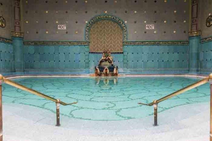 Banos Gellert.Los Mejores Balnearios De Budapest Un Capricho Imperial