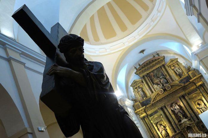Iglesia de San Francisco, visitar Calahorra