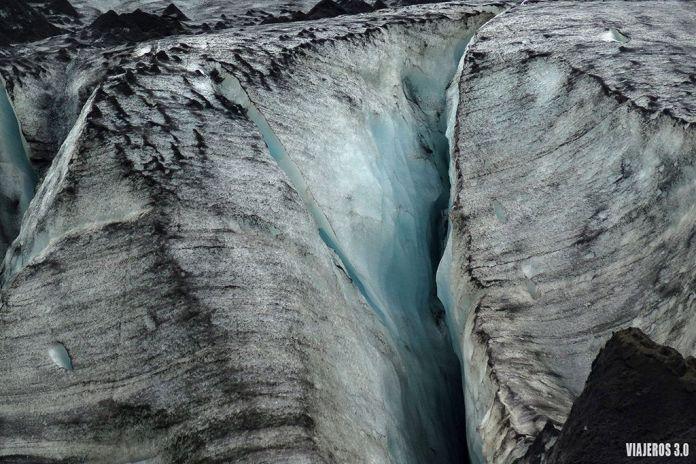 glaciar Skaftafell, ruta por Islandia