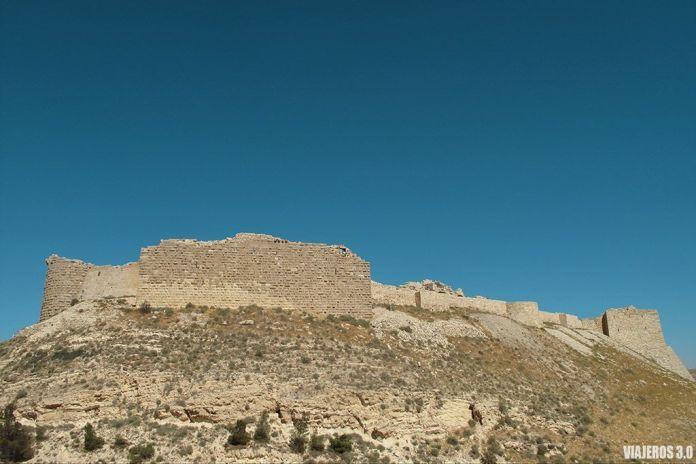 Castillo de Shobak, ruta por Jordania