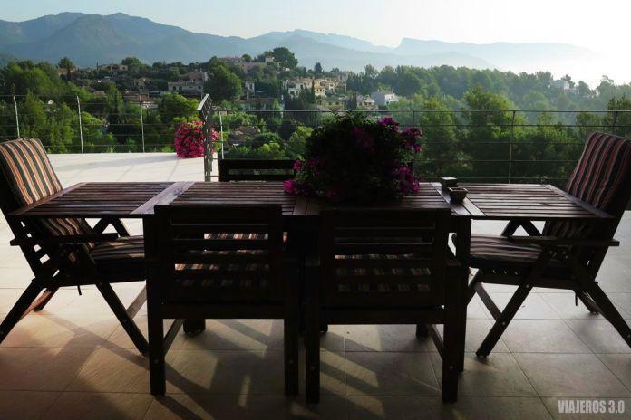 ruta por Mallorca, alojamiento en la Tramontana
