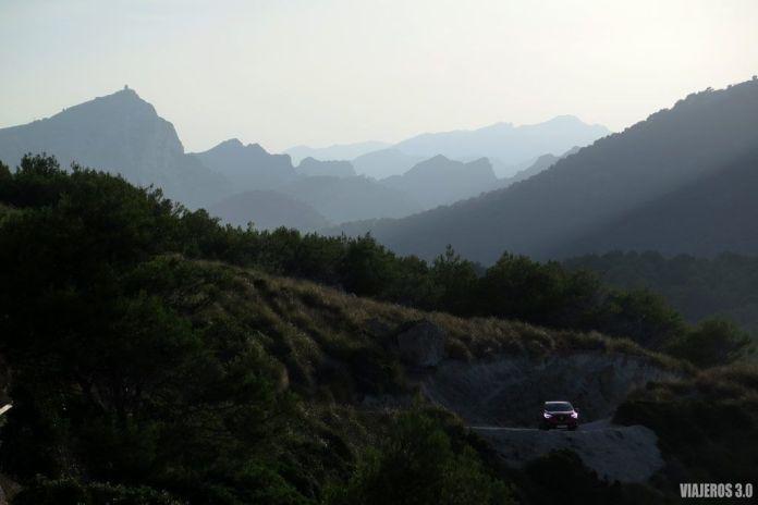 coche de alquiler, ruta por Mallorca en una semana