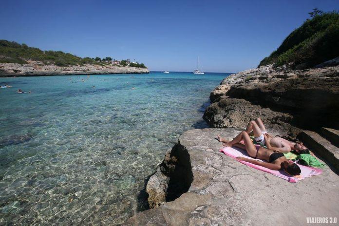 Cala Mendia, ruta por Mallorca en una semana