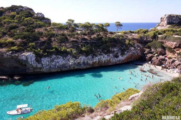 Calo des Moro, ruta por Mallorca en una semana