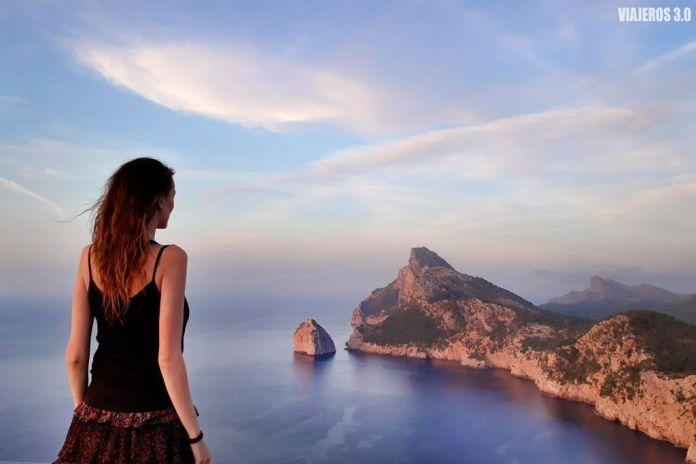 mirador de Cabo de Formentor, ruta por Mallorca en una semana