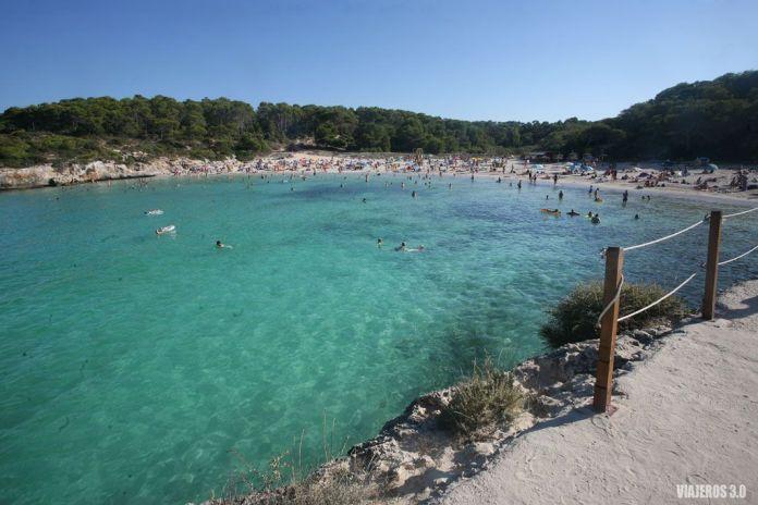 playa S'marador, ruta por Mallorca en una semana