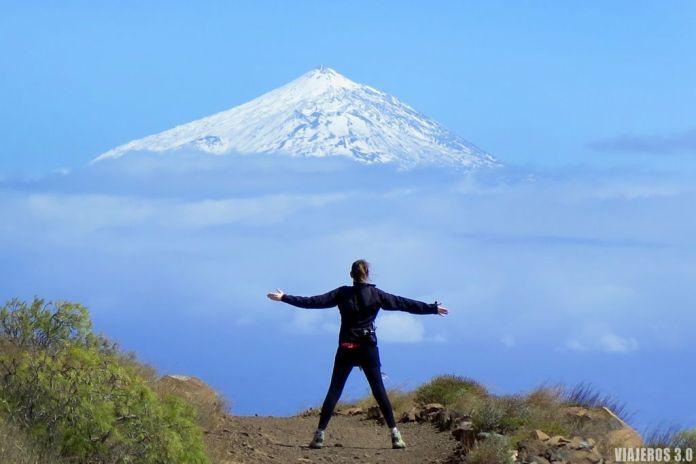 vistas al Teide, qué hacer y qué ver en La Gomera