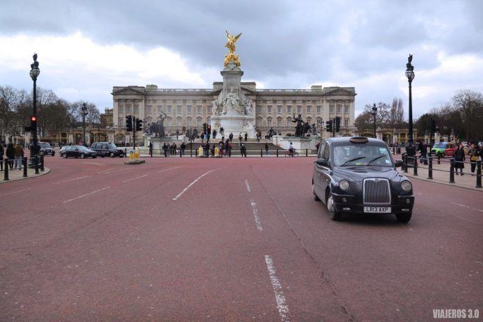 Buckingham Palace, que visitar en Londres en 1 o 2 días