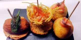 Taberna del Tío Blas, ruta de tapas por la calle Laurel de Logroño