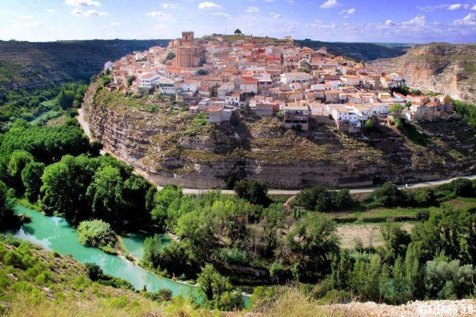 Jorquera, pueblos bonitos de Albacete